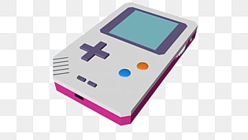 Retro Game Console Png, Vector, PSD, and Clipart With Transparent