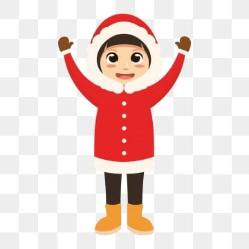 winter winter characters winter outdoor characters happy little girl little girl character, Winter Outdoor Little Girl, Cute Little Girl, Winter PNG and PSD