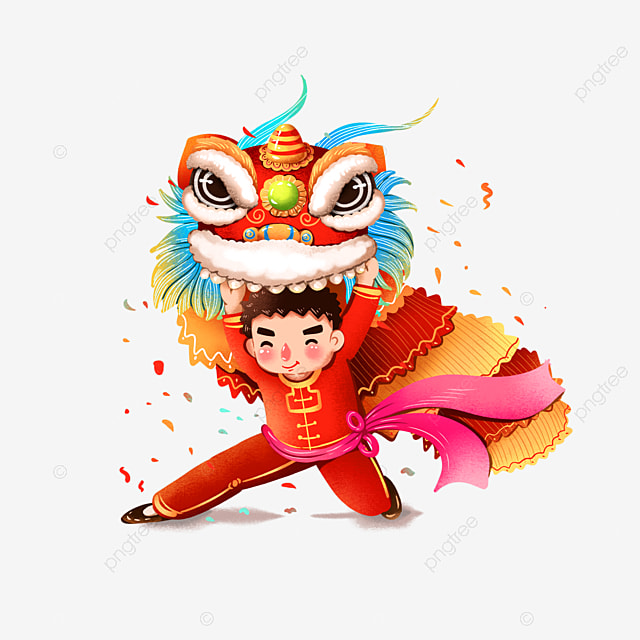 6043da15d Lion Dance Png, Vector, PSD, and Clipart With Transparent Background for  Free Download | Pngtree