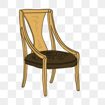 Golden Chair Png Vector Psd And Clipart With Transparent