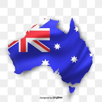 blue australian flag australian map texture elements, Australia, Flag Of Australia, Map Of Australia PNG and PSD