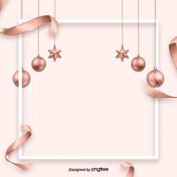 fine rose gold border decoration element high end border background, Geometry, Luxurious, Shading PNG and PSD