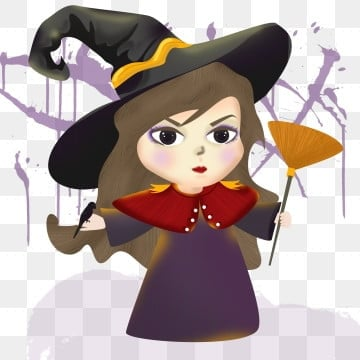 halloween halloween take the broom witch, Hat, Crow, Magic PNG and PSD