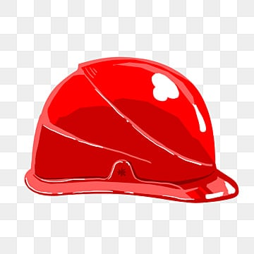 Red Hard Hat Png Vector Psd And Clipart With Transparent