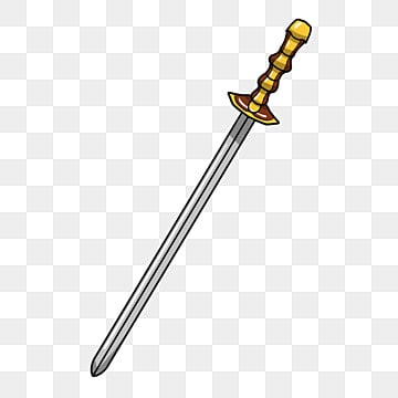 Sharp Sword PNG Images | Vector and PSD Files | Free