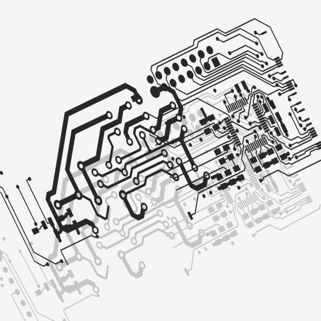 blue electronics original circuit board technology  circuit diagram  circuit board  electronic