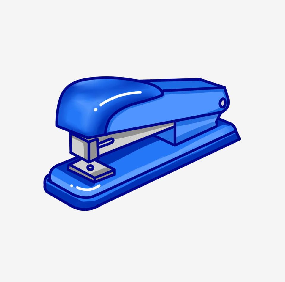 Cartoon office stapler.  |Mean Cartoons Stapler