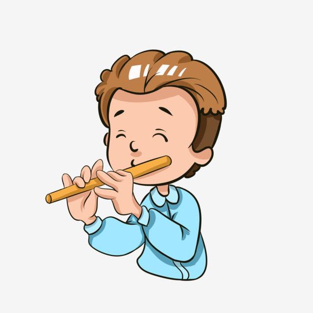Картинки с флейтой для детей, смешные