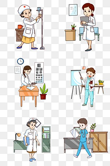cartoon nurse png images vectors and psd files free download on