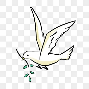 Peace Dove PNG Images | Vector and PSD Files | Free Download