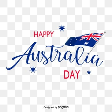 hand painted australian flag day, Originality, National Flag, Stars PNG and PSD