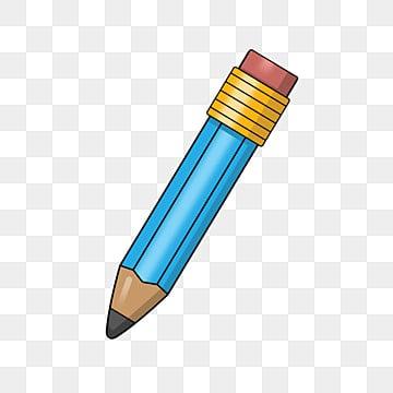 Pencil Sharpener Clipart Pencil Cup - 4 Pencils In A Pot, HD Png Download -  640x480(#3711270) - PngFind
