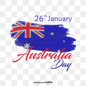 background of blue handpainted australian watercolor flag map, Originality, Creative Flag, Business Affairs PNG and PSD