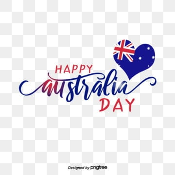 blue australian creative font love flag, Originality, Creative Flag, Business Affairs PNG and PSD