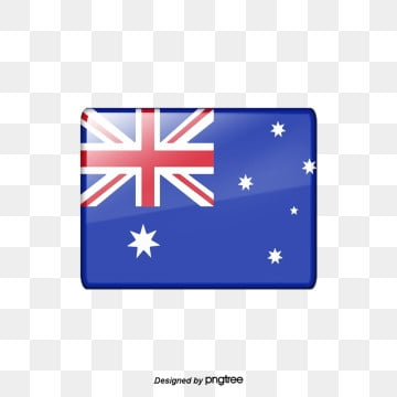 blue australian flag creative transparent glass flag, Originality, Creative Flag, Business Affairs PNG and PSD