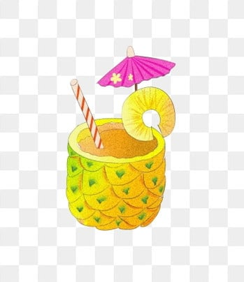 Cartoon Pineapple PNG Images   Vector and PSD Files   Free ...