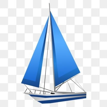 Cartoon Sailboat PNG Images | Vectors and PSD Files | Free ...