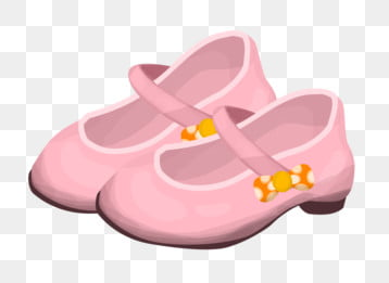 Cartoon Shoes PNG Images | Vector and