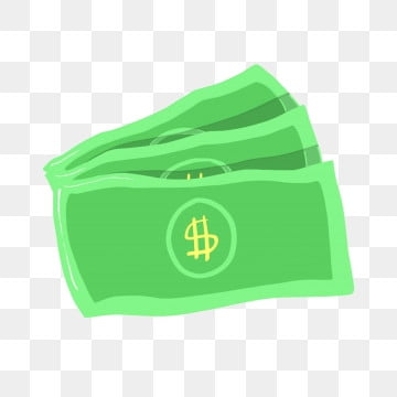 green banknotes cartoon banknotes money tourism travel, Go Abroad On Vacation, Vacation, Dollar PNG and PSD