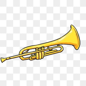 Play Trumpet PNG Images | Vector and PSD Files | Free
