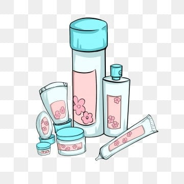 Hydra Skin Care Beauty Cosmetics Background Cosmetics Simple Fresh Background Image For Free Download