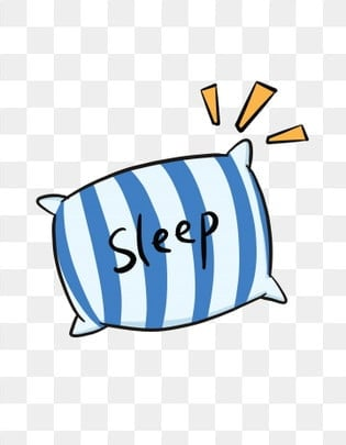 Pillow Cartoon PNG Images | Vector and PSD Files | Free