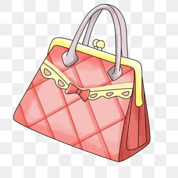 Handbag Cartoon Png Images Vector And Psd Files Free Download On Pngtree