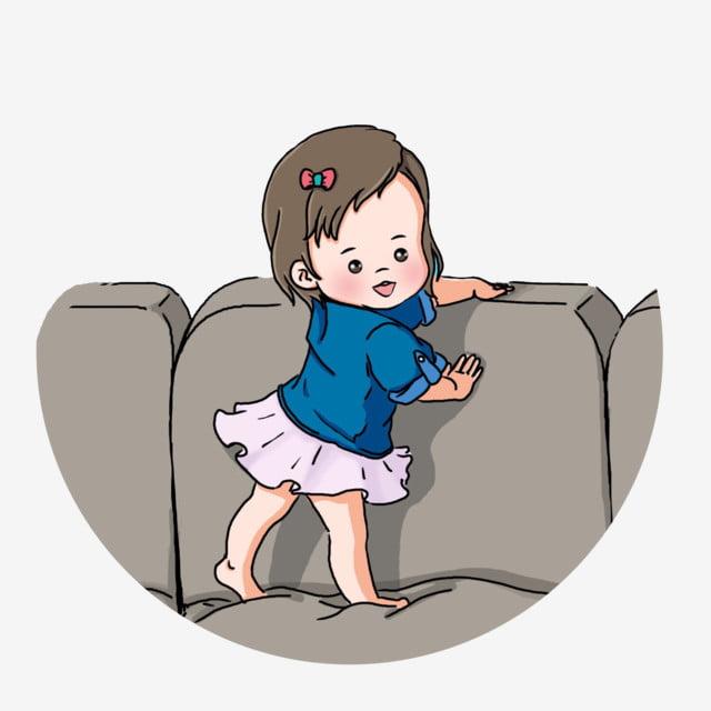 journ u00e9e des enfants six un 1er juin enfant le petit amoureux canap u00e9 fichier png et psd pour le