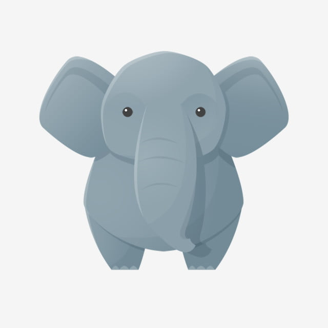 Elephant Elephant Hand Drawn Elephant Png Cartoon Elephant Elephant Clipart Lovely Cute Elephant Png Transparent Clipart Image And Psd File For Free Download