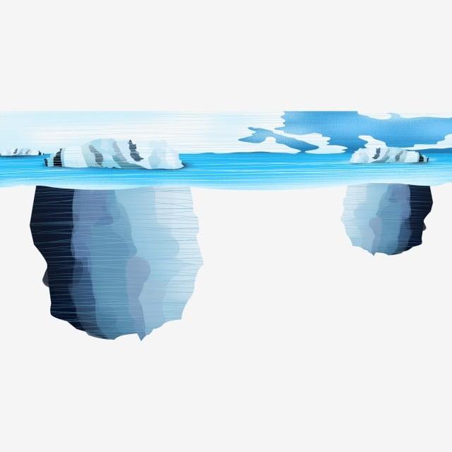 dessin u00e9  u00e0 la main dessin anim u00e9 glacier iceberg conception
