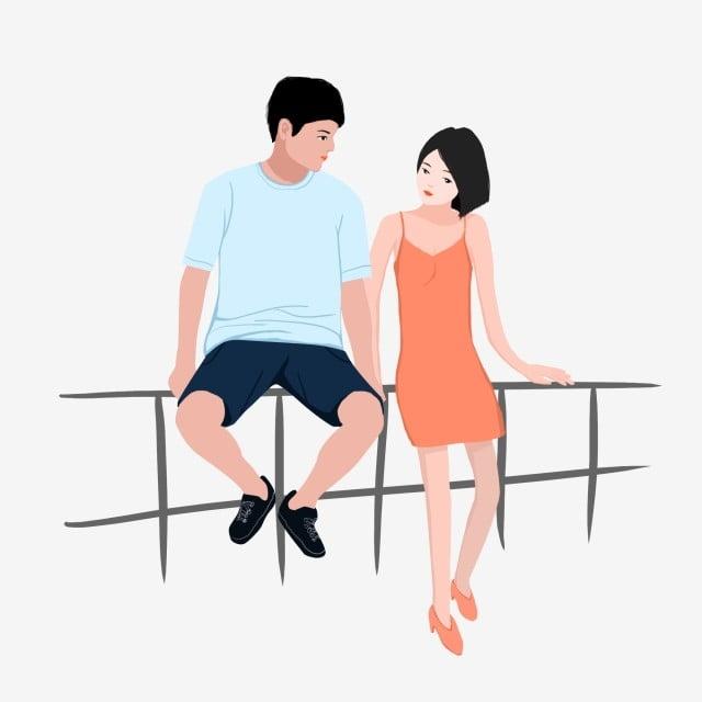 Zu schnell bewegen, während die Datierung