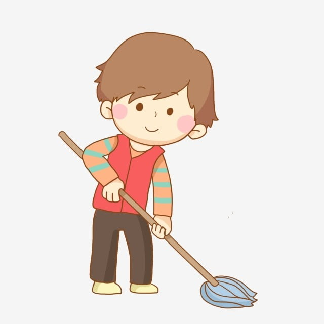 Floor Cleaning Png Vector Psd And Clipart With