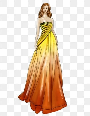 Bride clipart evening gown, Bride evening gown Transparent FREE for  download on WebStockReview 2020