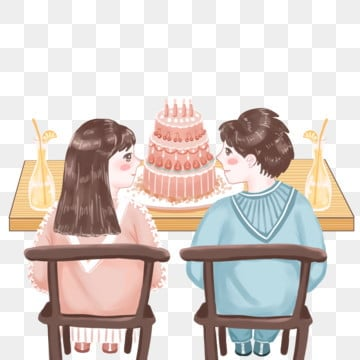 Girls Birthday Cake Png Images Vector And Psd Files Free