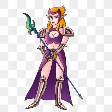 Bermain Pisau Pahlawan Wanita Vektor Ilustrasi Png Gambar Pedang Pisau Pahlawan Seni Vektor Fail Psd Dan Latar Belakang