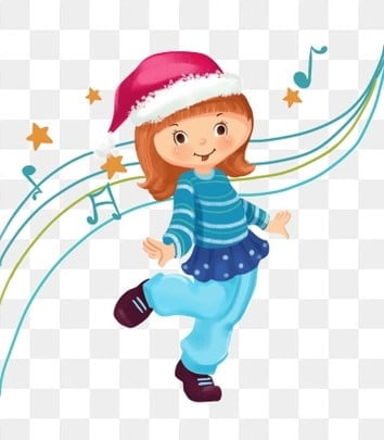 Christmas Dance Png Vector Psd And Clipart With Transparent Background For Free Download Pngtree