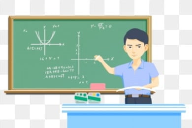 Math Teacher Png Images Vector And Psd Files Free Download On Pngtree