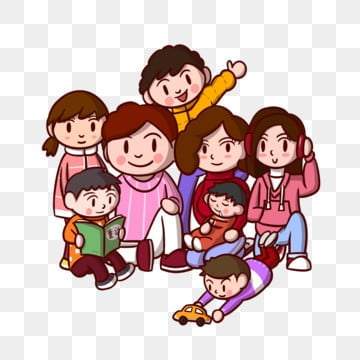 Extended Family Png Images Vector And Psd Files Free Download On Pngtree
