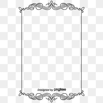 Vintage Border PNG Images | Vector and PSD Files | Free ...