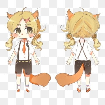 Consider, cute girl with fox tail question opinion