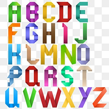 3d Letters Png, Vector, PSD, and Clipart With Transparent Background