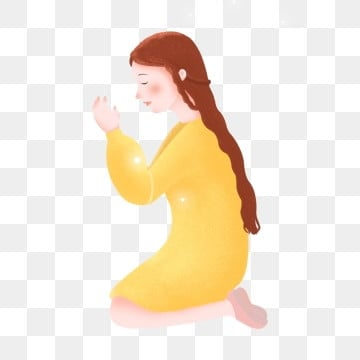 Girl Silhouette Png Images Vector And Psd Files Free