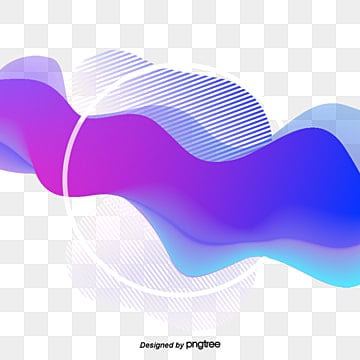 fashionable colourful fluorescent creative gradual, Originality, Fashion, Fluid PNG and PSD