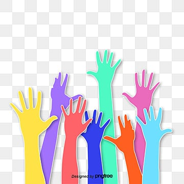 Drawing the head and hands Green , Of Open Hands transparent background PNG  clipart   HiClipart