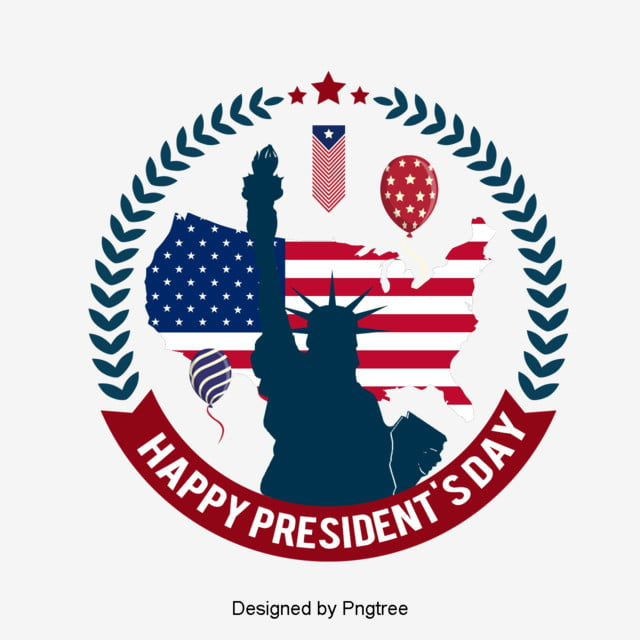 simple creative decoration elements for us presidents day