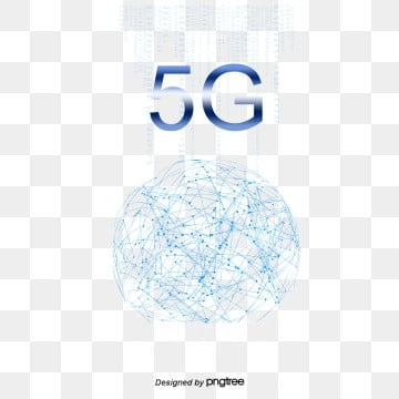 blue 5g technological intelligence element, 5g, Internet, Business Affairs PNG and PSD