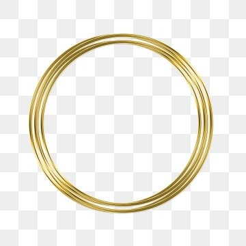 Gold Circle Png Images Vector And Psd Files Free