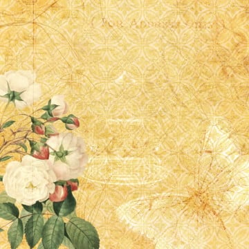 vintage floral wallpaper, Background, Vintage Floral, Floral PNG and PSD