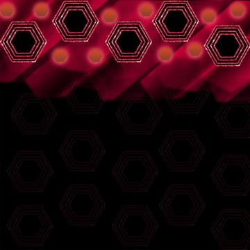 Geometric Rectangle Black Red Background Geometry Simple