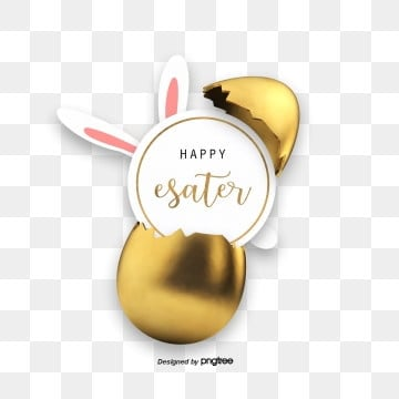 creative easter egg rabbit creative visual elements, Rabbit, Resurrection Rabbit, Easter PNG and PSD